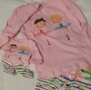 Dolly and Me Pajama set